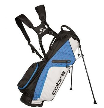Picture of Cobra Ultralight Stand Bag - 909224 - Blue/White