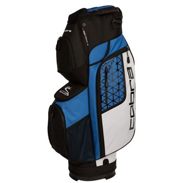 Picture of Cobra Ultralight Cart Bag - 909225 - Blue/White