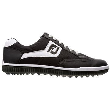 Footjoy Mens AWD Casual Golf Shoes Black