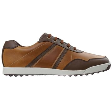 Picture of Footjoy Mens Contour Casual Golf Shoes 54278