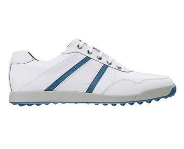 Footjoy Mens Contour Casual Golf Shoes 54259