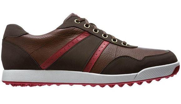 Footjoy Mens Contour Casual Golf Shoes 54371