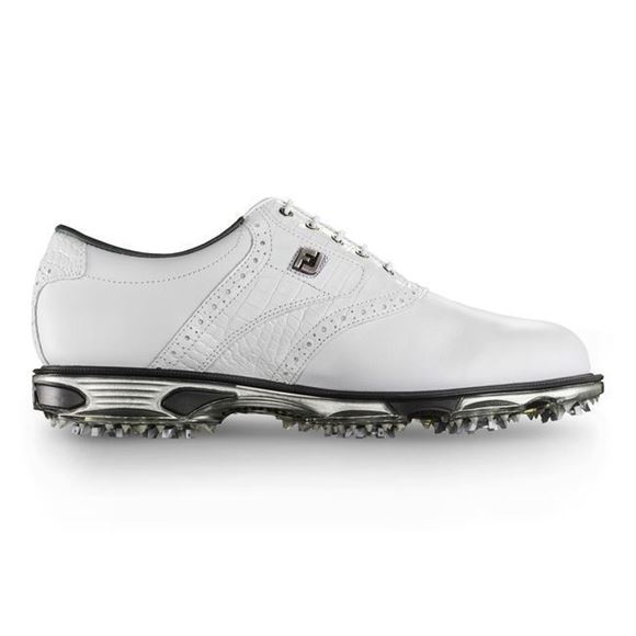 Picture of Footjoy Mens DryJoys Tour Golf Shoes 53673