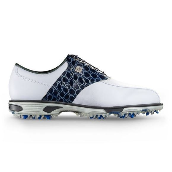 Picture of Footjoy Mens DryJoys Tour Golf Shoes 53680