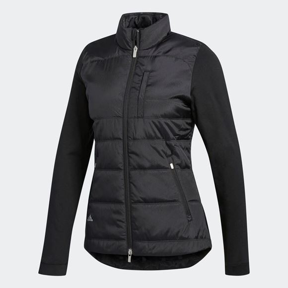 Picture of Adidas Ladies Climawarm Primaloft Puffer Jacket CV6384