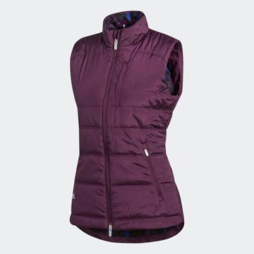 Picture of Adidas Ladies Climawarm Primaloft Puffer Vest CV6388