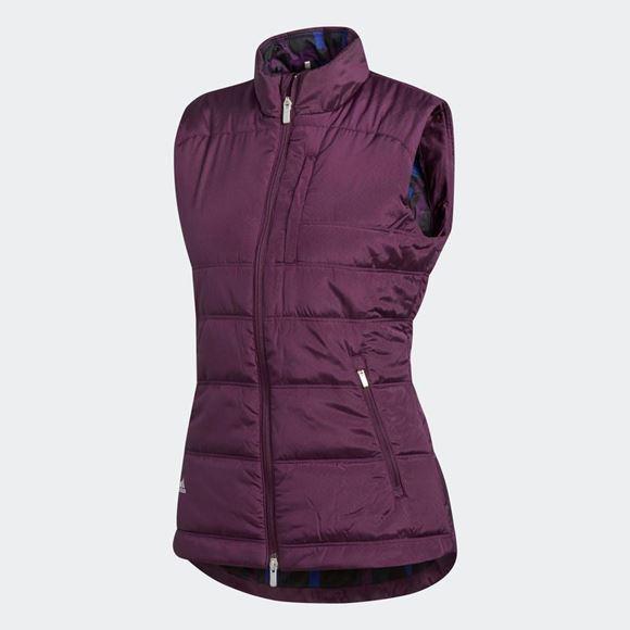 Picture of Adidas Ladies Climawarm Primaloft Puffer Vest CV6388