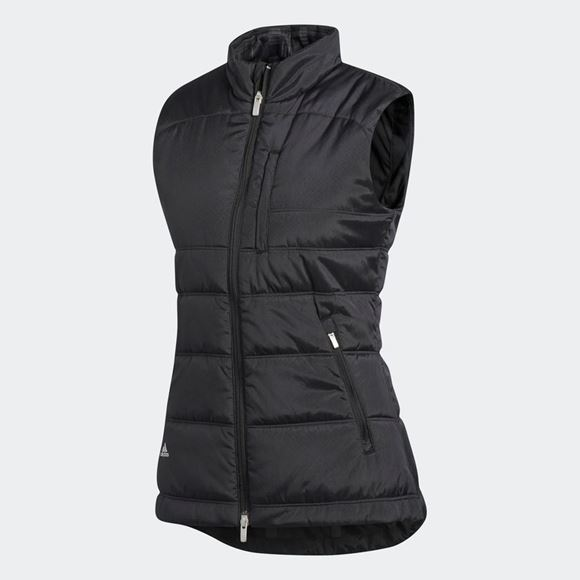 Picture of Adidas Ladies Climawarm Primaloft Puffer Vest CV6387
