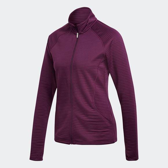 Picture of Adidas Ladies Essentials 3-Stripe Layering Jacket BC7014