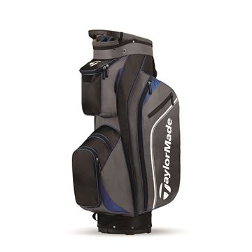Picture of TaylorMade Pro Cart 4.0 Trolley Bag - Black/Grey/Blue