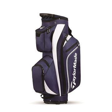 Picture of TaylorMade Pro Cart 4.0 Trolley Bag - Navy/White