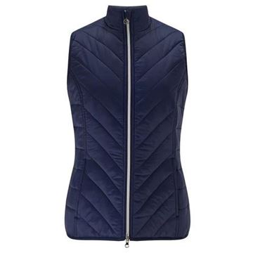 Picture of Callaway Ladies Puffer Vest CGVF6033