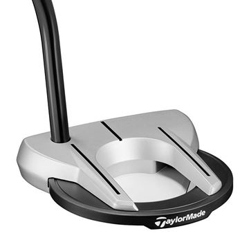 Picture of TaylorMade Spider Arc Putter in Diamond Silver