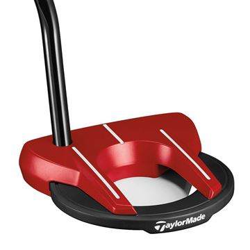Picture of TaylorMade Spider Arc Putter in Red
