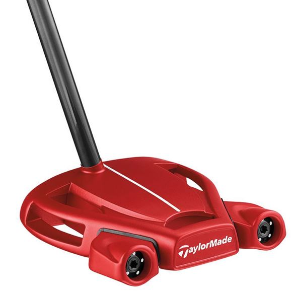 Picture of TaylorMade Spider Tour Center Shaft Putter in Red