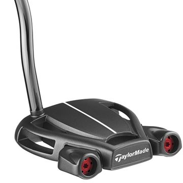 Picture of TaylorMade Spider Tour Double Bend Putter in Black