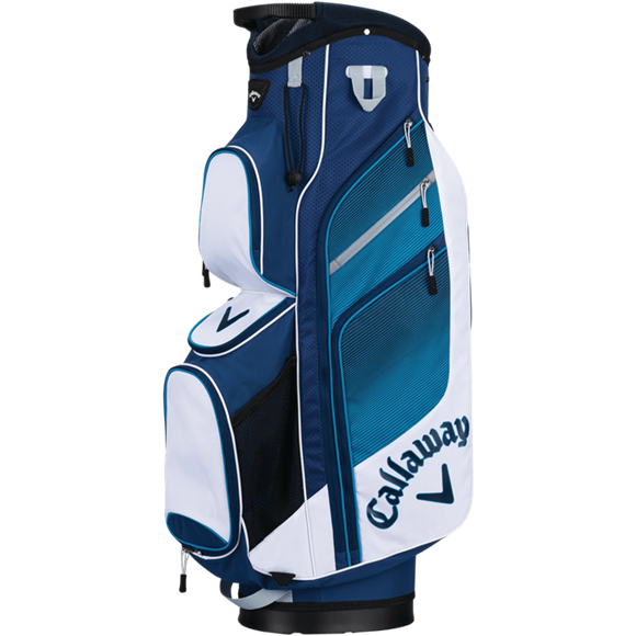 Picture of Callaway Chev Org 2018 Cart Bag - Blue/White