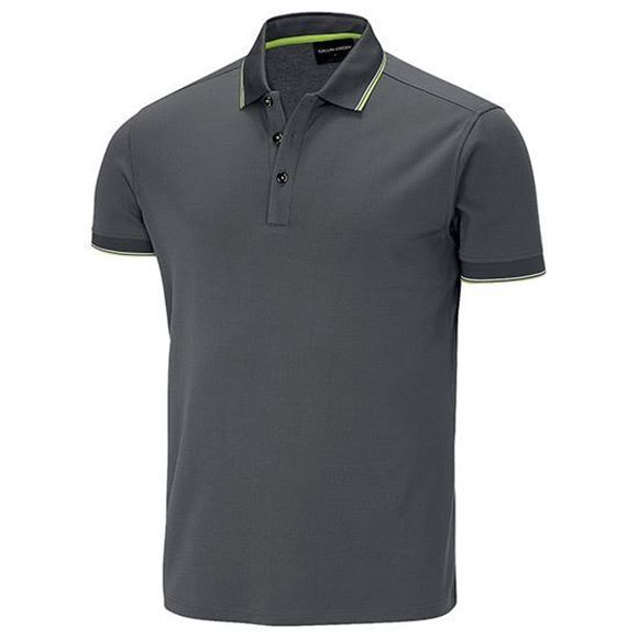 Picture of Galvin Green Mens Miller Golf Shirt - Grey