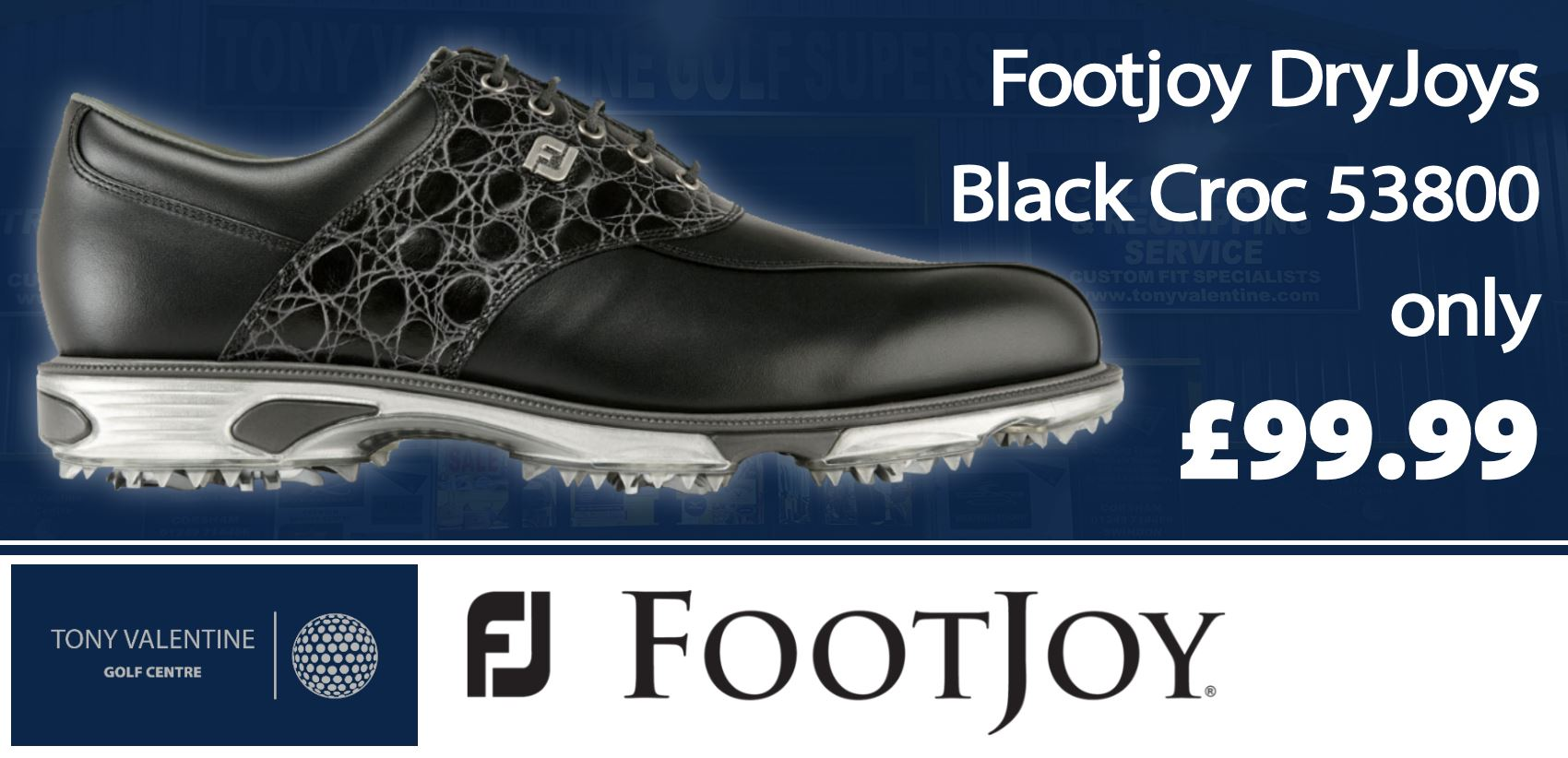 Footjoy Dryjoys Tour 53800
