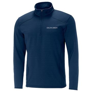 Picture of Galvin Green Mens Dwayne Tour Insula Pullover - Navy