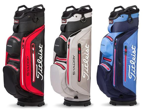 Picture of Titleist StaDry Deluxe Cart Bag