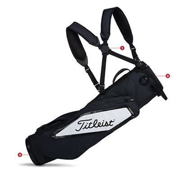 Picture of Titleist Premium Carry Bag