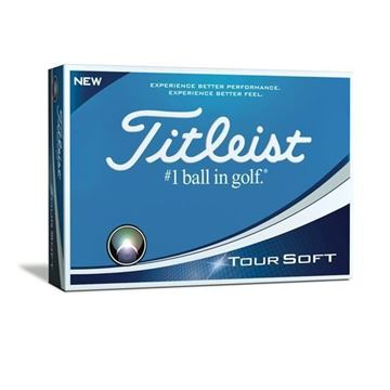 Picture of Titleist Tour Soft Golf Balls