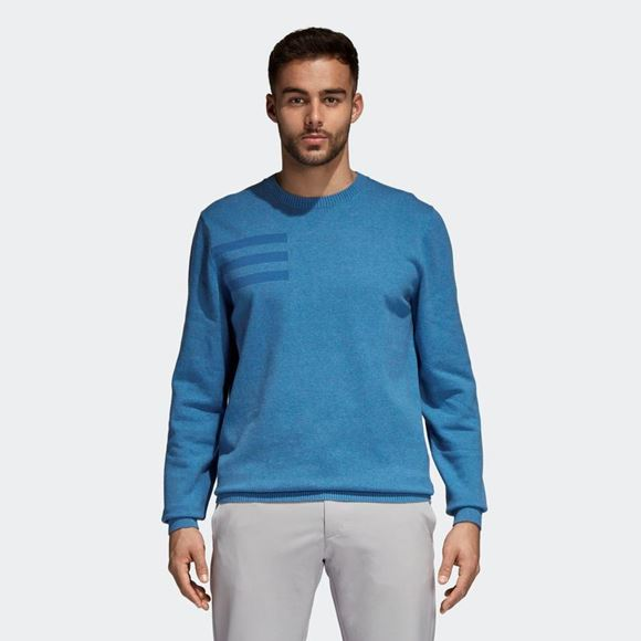 Picture of Adidas Mens Crew Neck Sweater CD9933