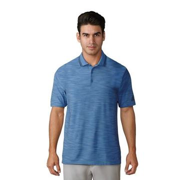 Picture of Adidas Mens Ultimate 365 Blocked Polo Shirt DH6816