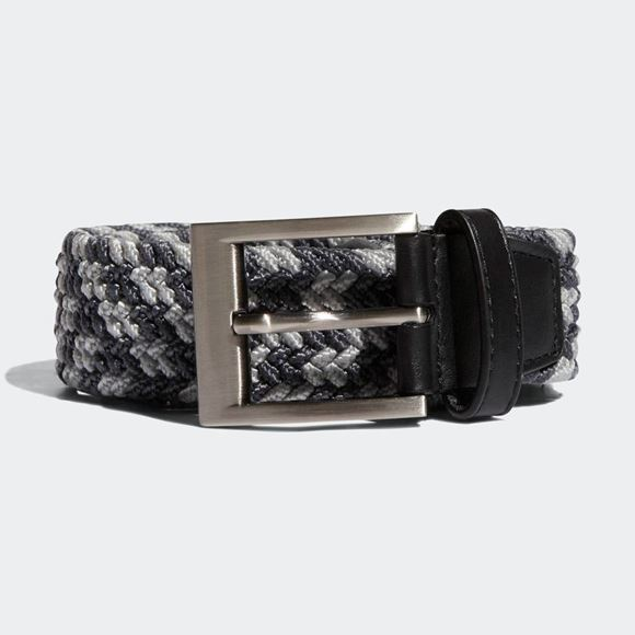 Picture of Adidas Mens Braided Stretch Belt BC1735