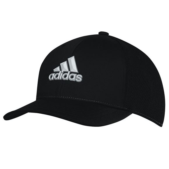 Picture of Adidas Tour Climacool Stretch Cap - Black