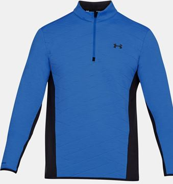 Picture of Under Armour Mens Reactor 1/4 Zip Hybrid