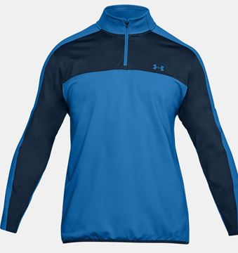 Picture of Under Armour Mens Midlayer 1/4 Zip Pullover