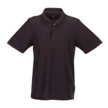 Picture of Greg Norman Golf Pro Series Polo Shirt - Black