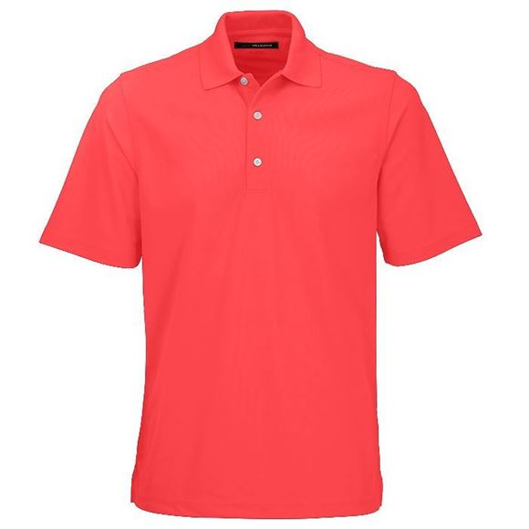 Picture of Greg Norman Golf Pro Series Polo Shirt - Calypso Coral