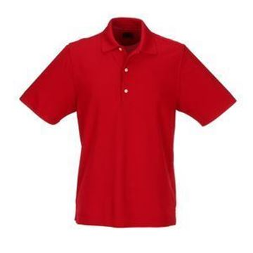 Picture of Greg Norman Golf Pro Series Polo Shirt - Cardinal