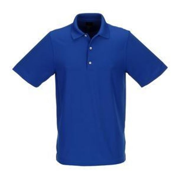 Picture of Greg Norman Golf Pro Series Polo Shirt - Maritime
