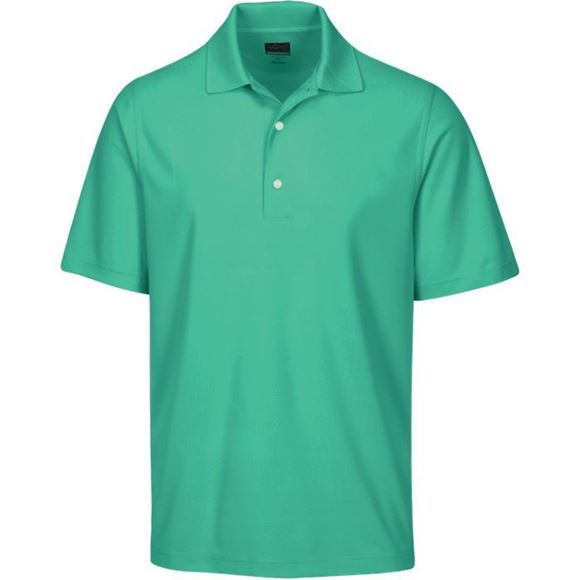 Picture of Greg Norman Golf Pro Series Polo Shirt - Jade