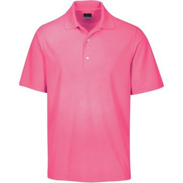 Picture of Greg Norman Golf Pro Series Polo Shirt - Pink Isles
