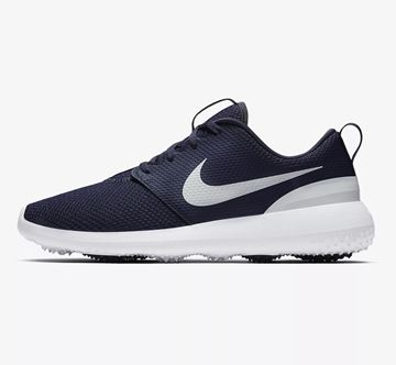 Picture of Nike Roshe G Golf Shoes - Thunder Blue/White