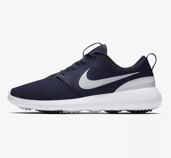 Picture of Nike Roshe G Golf Shoes - Thunder Blue/White