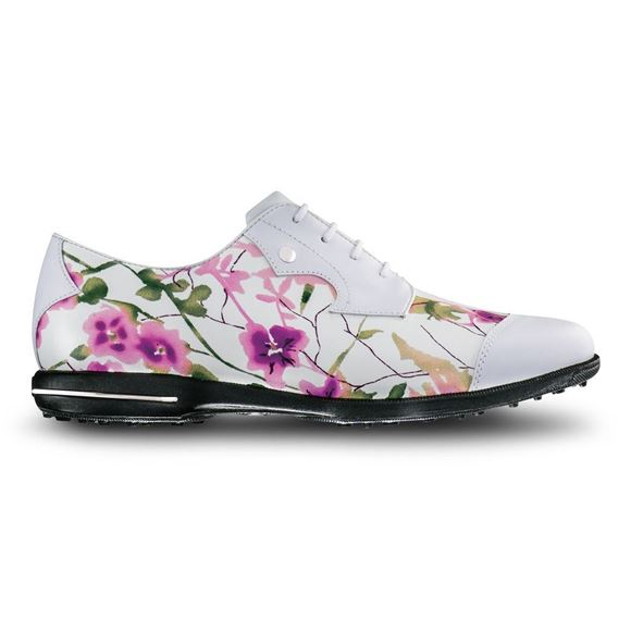 Picture of Footjoy Tailored Collection Ladies Golf Shoes 91692