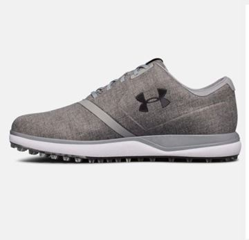 Picture of Under Armour Mens Performance SL Sunbrella Spikeless Golf Shoes