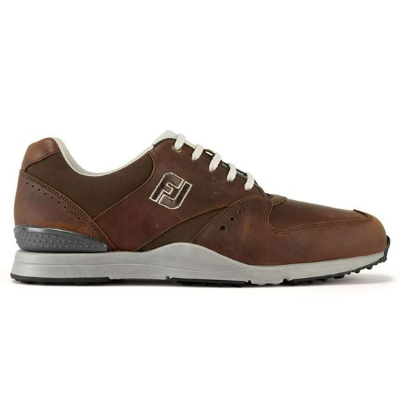 Picture of Footjoy Mens Contour Casual Golf Shoes 54367
