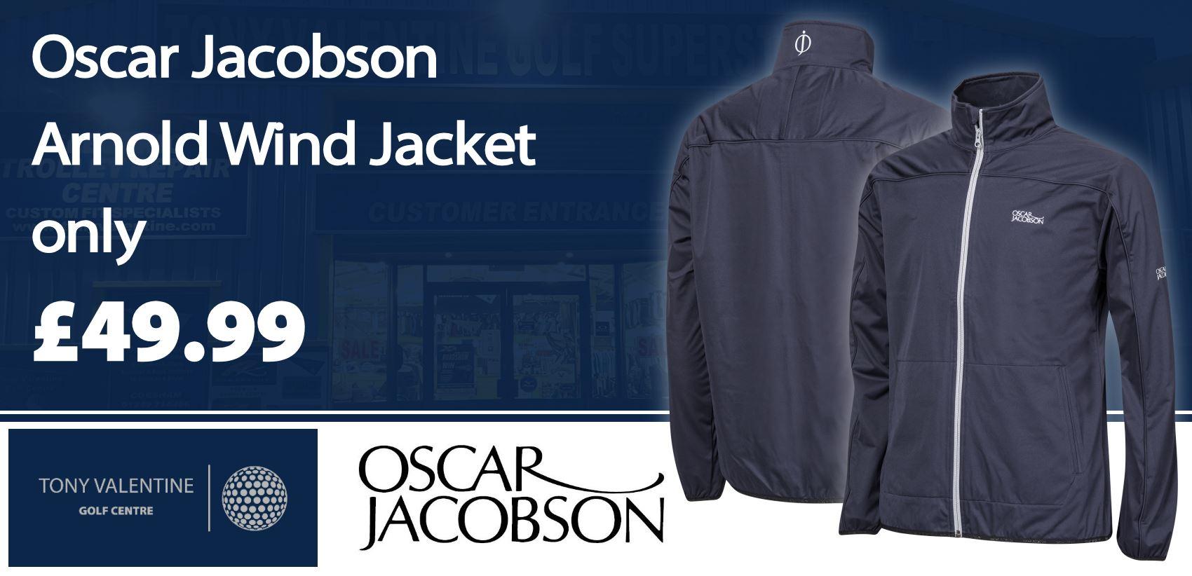 Oscar Jacobson Arnold Jacket