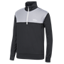 Picture of Oscar Jacobson Pock Tour Pullover - Black