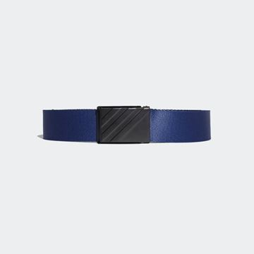 Picture of Adidas Mens Webbing Belt - Blue
