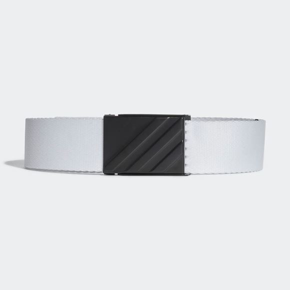 Picture of Adidas Mens Webbing Belt - White