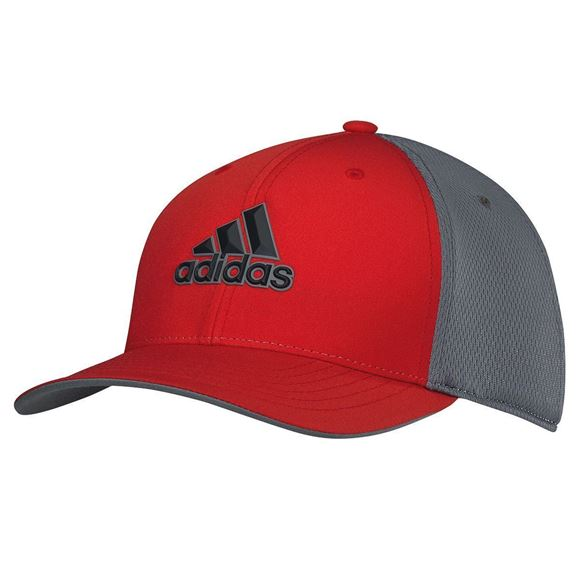 Picture of Adidas Tour Climacool Stretch Cap - Red