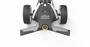 Picture of Powakaddy FW3s Electric Trolley with a FREE Travel Cover
